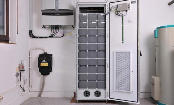 Domácí systém ukládání energie RWE HomePower Storage Eco. foto: RWE