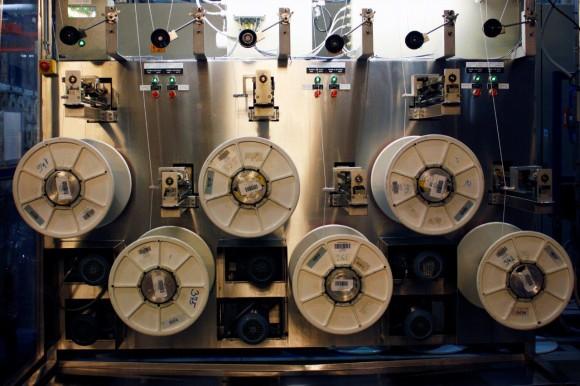 Membránový bioreaktor, foto: GE