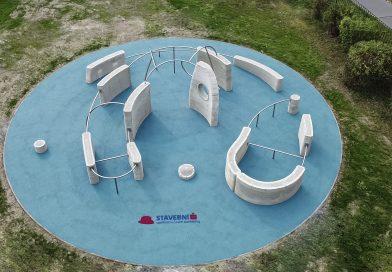 Praha má první 3D tištěné parkourové hřiště na světě. Buřinka podporuje 3D tisk a vylepšuje veřejný prostor.
