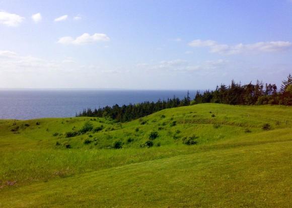Krásné zelené pláně dánského ostrova Samsø, foto: Malouette, licence Creative Commons Attribution-Share Alike 2.0 Generic