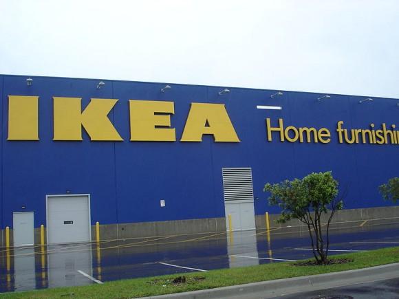 IKEA získává vedoucí postavení v počtu zprovozněných solárních instalací nejen na Floridě, ale prakticky po celých Spojených státech. Zdroj: solarpower.com