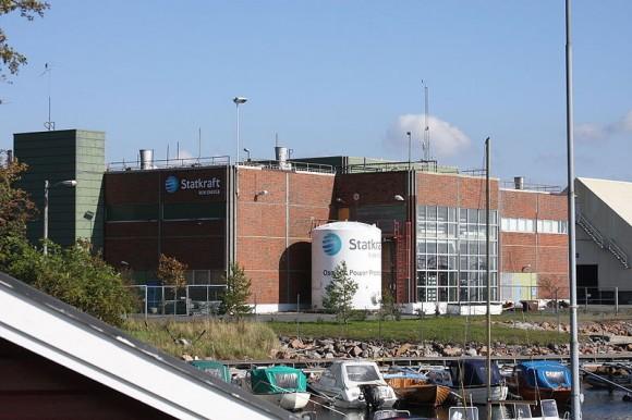Prototyp osmotické elektrárny v Tofte (Hurum) v Norsku tamní společnosti Statkraft. Jako první svého druhu na světě byla otevřena v roce 2009. foto: Bjoertvedt, licence CC BY-SA 3.0