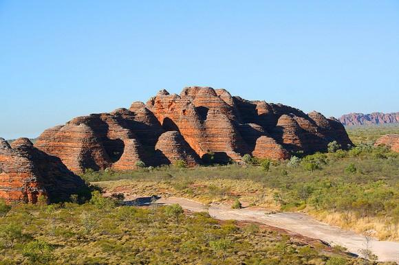 Hora Pumululu v západo-australském teritoriu. Ilustrační foto. Zdroj: wikipedia.org, autor Bäras, licence Creative Commons Attribution-Share Alike 3.0 Unported