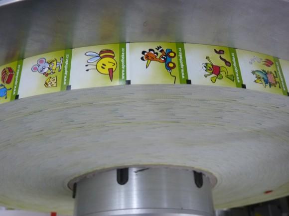 Dětské čaje mají veselejší design a většinou jsou vyráběny zbiosurovin.