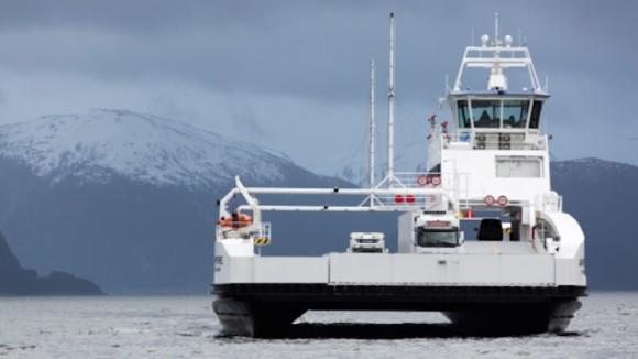 """""""Ampere je prvním trajektem na světě, který přímo svým provozem neprodukuje emise."""" Zdroj: Siemens"""