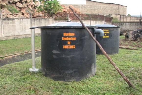 """""""Bioplyn získaný zrozkladu lidských exkrementů by mohl zajistit energii pro 138 milionů domácností."""" Zdroj: UNU-INWEH"""