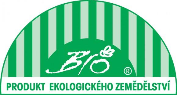 Grafický znak BIO, tzv. biozebra se v ČR používá jako ochranná známka pro biopotraviny