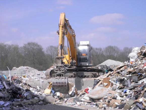 Česko je plné skládek, na kterých končí často i odpad, který by šlo snadno recyklovat. foto: Ekobydleni.eu