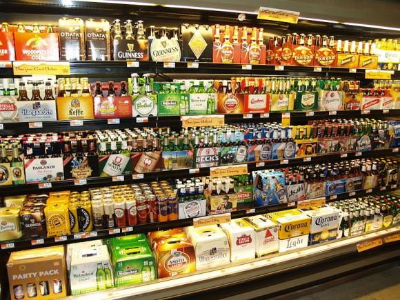 Bez včel by regály v obchodech vypadaly výrazně jinak. Američané si to příliš neuvědomují, a tak je o tom musí samotné řetězce názorně přesvědčovat. foto: David Shankbone, licence Creative Commons