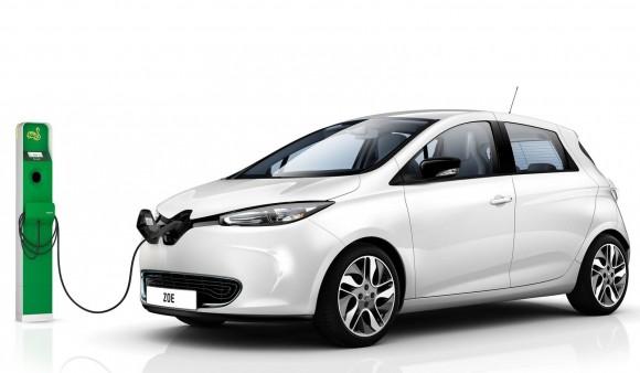 Je dobré být na špici dnes, ale jak se tam udržet i zítra? Na obrázku francouzský elektromobil Renault Zoe. foto: Renault