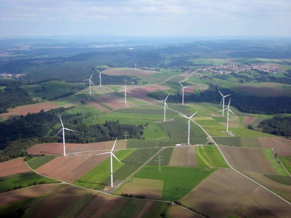 Komunita Bruchmühlbach-Miesau bude se svými 10 500 obyvateli brzy energeticky plně soběstačná, foto: © kommunal-erneuerbar.de