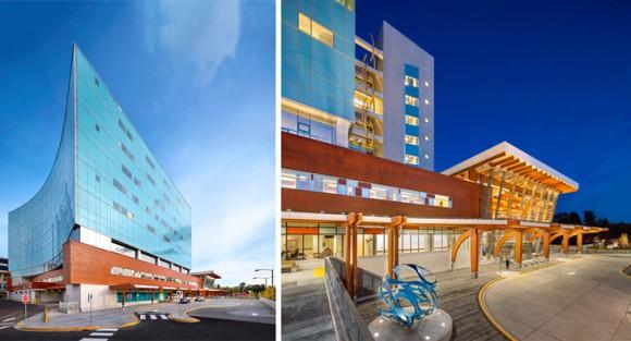 """""""Odpudivá budova, které se každý raději vyhne? To se vSurrey nestane"""" foto: Parkin Architects"""