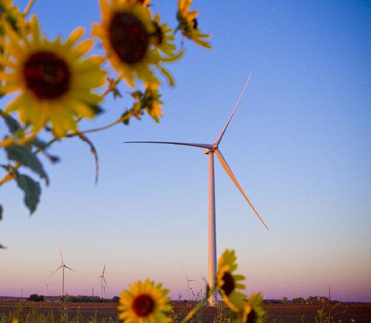 Nevyužít příhodných podmínek pro rozvoj větrné energetiky, to už si Kansas nechce nechat líbit. Zdroj: KansasCity.com