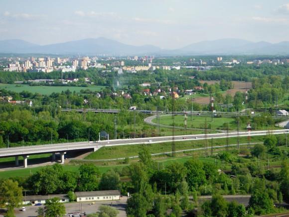 Ostrava a celý Moravskoslezský kraj se s ohledem na znečištění ovzduší stále zlepšují. foto: Veolia