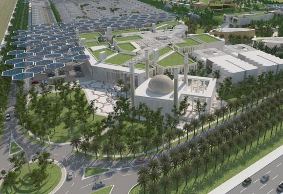 Dubaj se snaží maximálně vytěžit nabízený potenciál, ne jen ropu. Zdroj: constructionweekonline.com