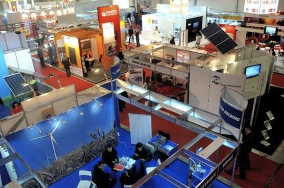 Devátý ročník kongresu a výstavy proběhne v Inter Expo Center v Sofii v Bulharsku. foto: VIA Expo