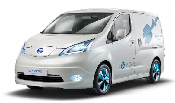 """""""Snížení emisí, zlepšení ovzduší v centrech, úspory paliv a ještě mnohem víc. Zdroj: Nissan"""