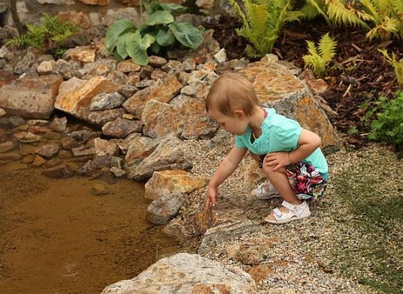 S ekologickou výchovou je třeba začít už v ranném dětství. foto: Parazoo.cz (využito se svolením)