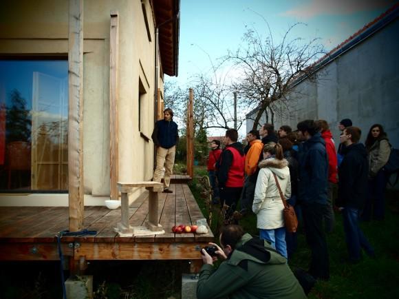 Exkurze do pasivních domů budou doplněny odborným výkladem. foto: CPD