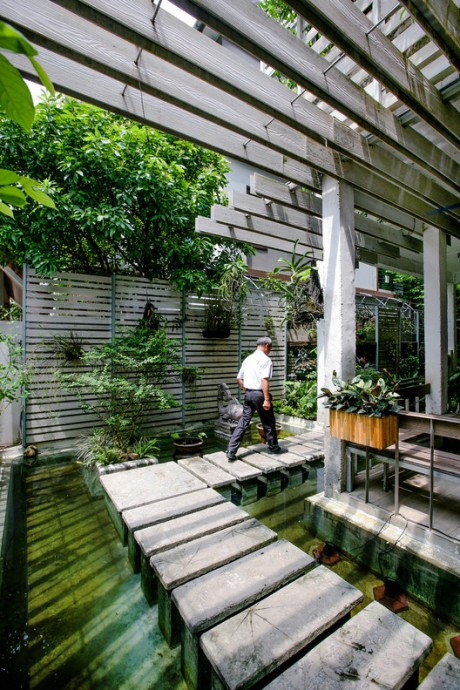 """""""Kouzlo harmonického přírodního pracovního prostoru.""""  Zdroj: Vu Xuan Son"""