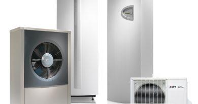 Tepelná čerpadla IVT Air-X