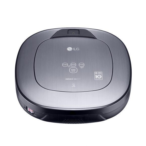 Robotický vysavač LG uklidí a pohlídá domácí mazlíčky
