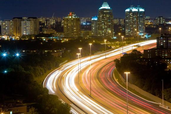 Ponoří se brzy dálnice v Anglii do tmy? Zdroj:twistingthespanner.com