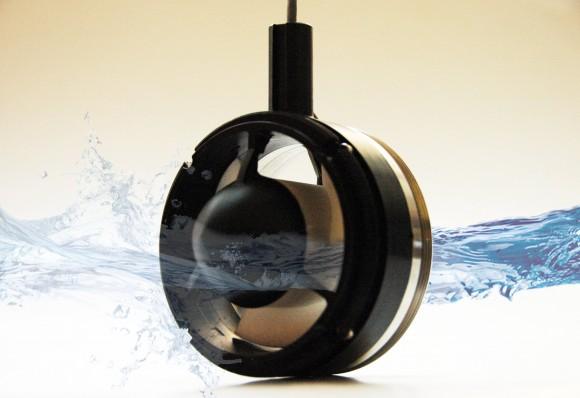 Vodní mikroturbíny společnosti Hydrospin jsou určeny pro rozvodné vodní sítě, foto: Hydrospin