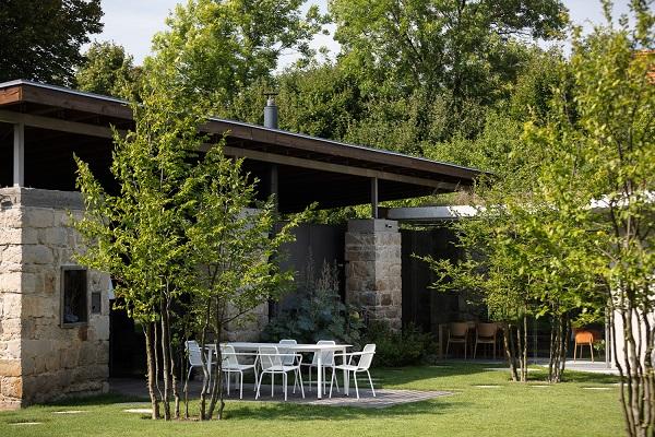 Ze staré stodoly v Kojetíně vznikl inspirativní rodinný dům