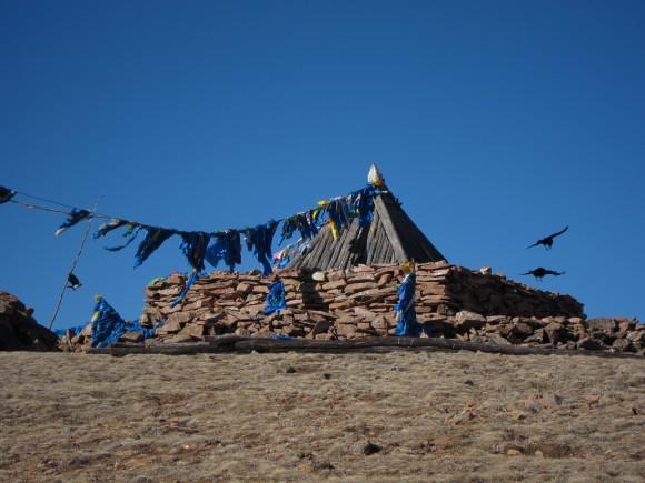 """""""Mongolsko má k rozvoji větrné energetiky ideální podmínky, ale stále setrvává u fosilních zdrojů."""" Zdroj: Alžběta Stropnická"""