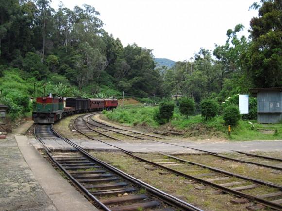 Ekologické inovace si hledají cestu k indické železnici jen velmi zvolna. foto: archiv Radomír Dohnal