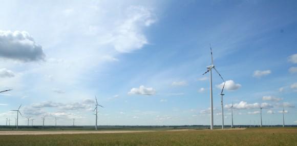 Obnovitelné zdroje energie už zasahují i do oblasti víry/církví. foto: Jan Horčík pro Ekologické bydlení