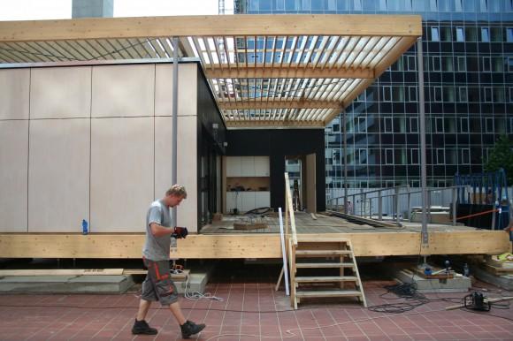 Šetrné budovy mohou pomoct výrazně rozhýbat české hospodářství a snížit nezaměstnanost. foto: Jan Horčík