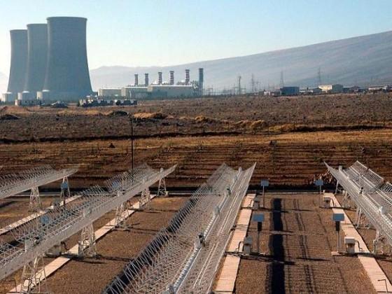 """""""Íránský ministr pro energie by rád svou zemi otevřel zahraničním investorům. Zdroj: GreenProphet.com"""