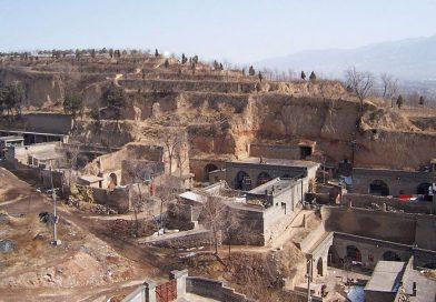 Miliony Číňanů žijí veko-jeskyních