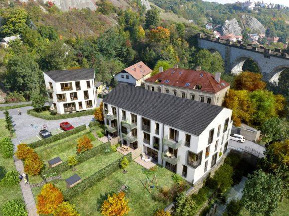 Společnost JRD s.r.o. byla založena v roce 2003. Jako první developer v České republice se zaměřila na výstavbu nízkoenergetických a pasivních bytových domů a v současné době je na tomto trhu lídrem. Díky růstu objemu zrealizovaných prodejů se v roce 2015 posunula do první desítky nejsilnějších rezidenčních developerů.
