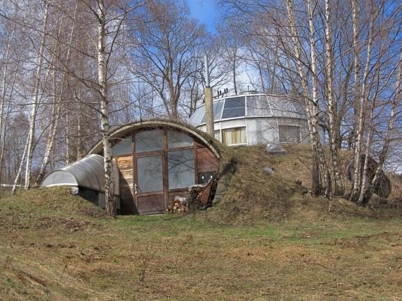 V kategorii Kutil zvítězila světová rarita: dům, který se dokáže otáčet kolem svých os, foto: E.ON