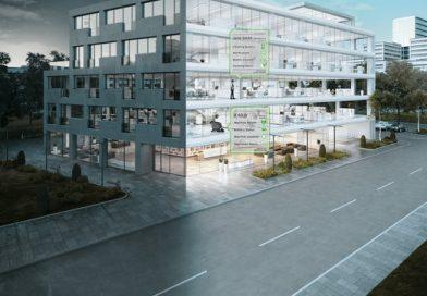 Moderní kancelářské budovy jsou zelené a nabité technologiemi. Chytré je v nich i větrání a řešení úklidu