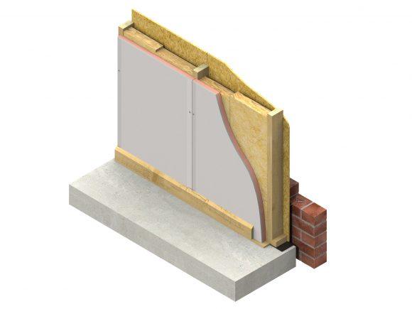 Sádrokartonová deska, která je součástí výrobku, umožňuje velmi snadné dokončení prací, pouze přetmelením a výmalbou. Součástí výrobku Kooltherm K118 Interiérová deska je i dokonalá parotěsná zábrana, která zcela zamezuje nežádoucímu průniku vodních par zinteriéru.