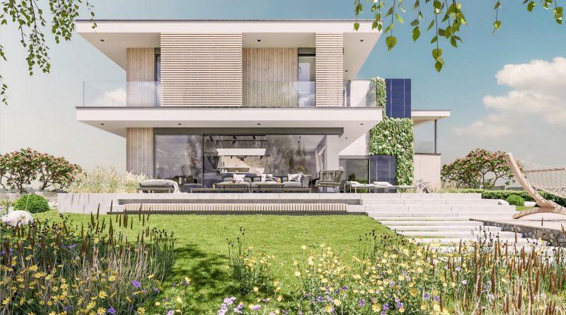 Ekologické bydlení