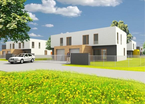 Nový Sedlec - dům Konfehr