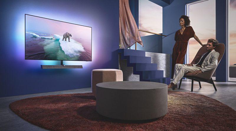 Televizor OLED+935 získal ocenění EISA jako nejlepší televizor pro domácí kino (EISA Home Theatre TV 2020 Award Winner)