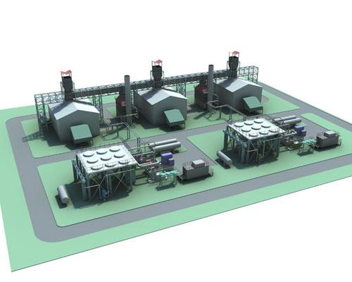 ORegen - nový způsob využití odpadního tepla z dílny General Electric, foto: GE