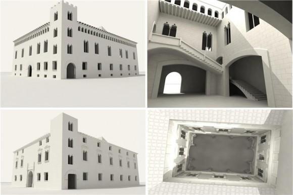 Díky práci týmu španělských badatelů se můžeme obdivovat architektonickému klenotu Valencie ze šestnáctého století. Zdroj: Mercedes Galiana/ ScienceDaily.com