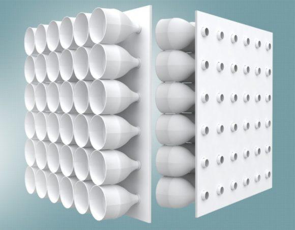 """""""Kouzlo naprosté jednoduchosti. Když nemáte elektřinu a je vám horko, je čas na chytré nápady."""" Zdroj: Grey Company Bangladesh"""