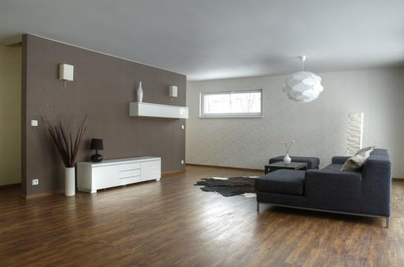 Pasivní dům - dřevostavba - postavený technologií Europanel