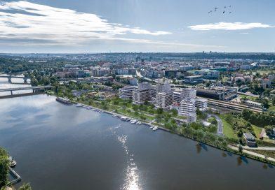 Skanska zahajuje výstavbu Port7 v Holešovicích
