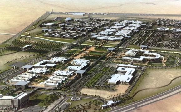 Saudská Arábie se do dvaceti let může stát solární velmocí. Zdroj: greenprohet.com