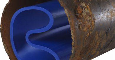 Jednoduché znázornění ukazuje jak technologie Compact Pipe funguje