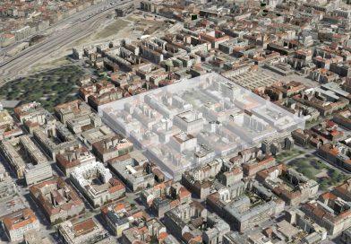 První plánovaný superblok ve Vídni. foto: (c)